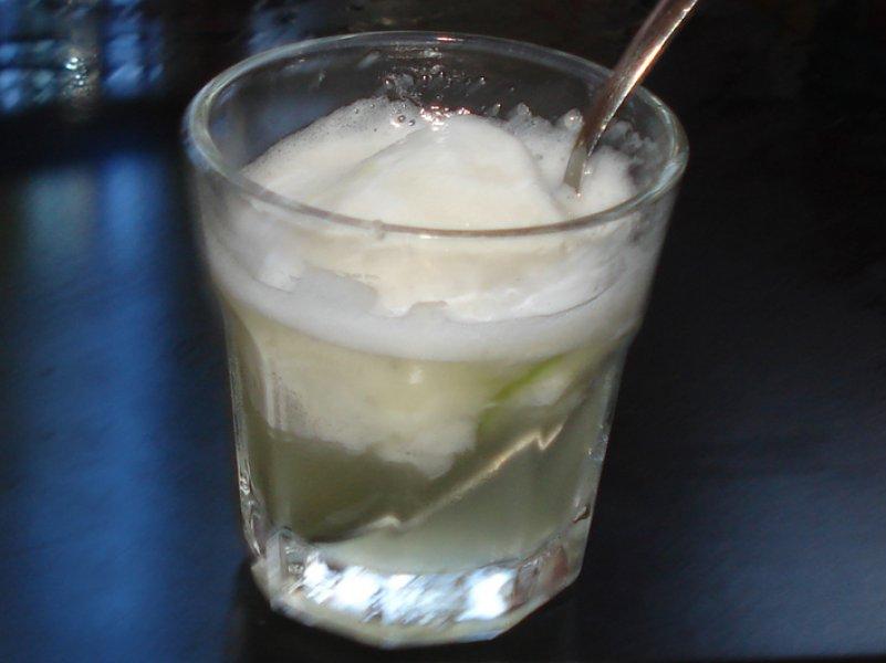 Trou Normand Sorbet Citron
